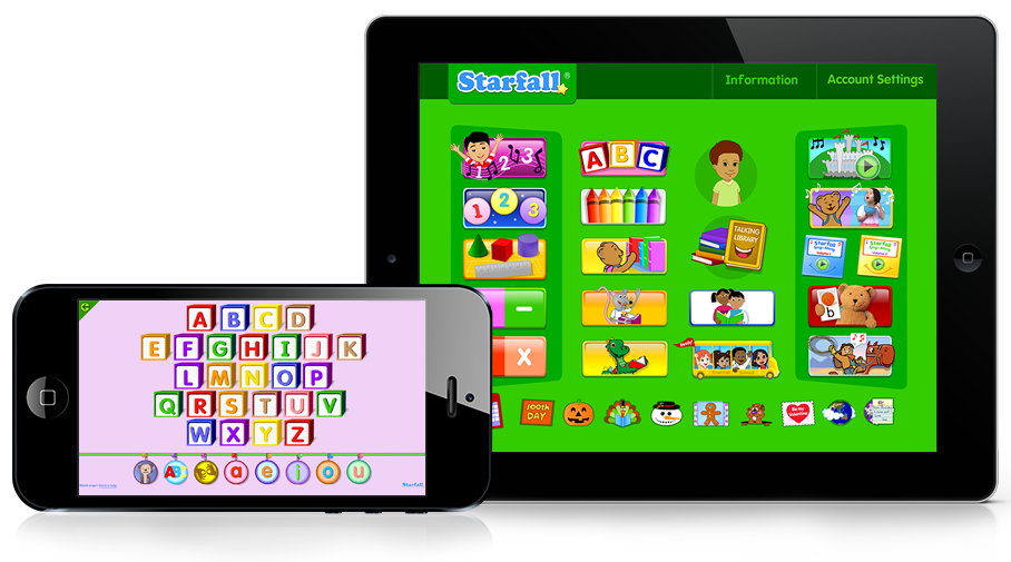 Starfall Education Store