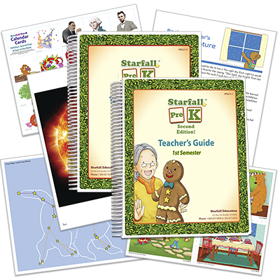 Detailed view of Pre-K Teacher's Guide, Second Edition