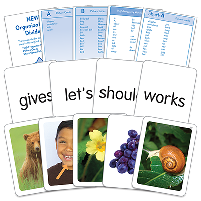 Detailed view of Additional Instructional Cards