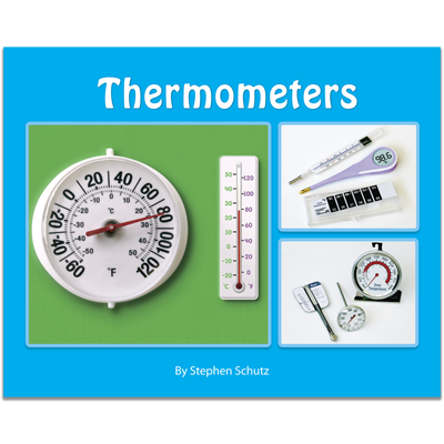 Detailed view of Thermometers