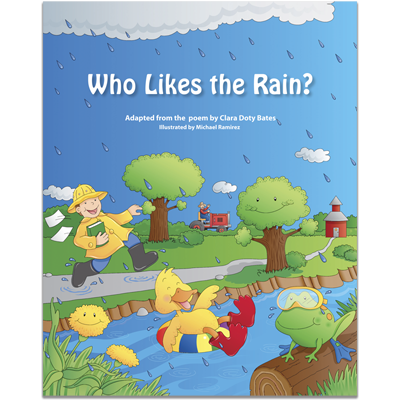 Detailed view of Who Likes the Rain?