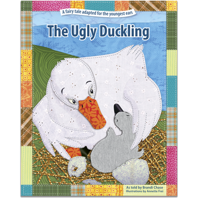 Detailed view of The Ugly Duckling