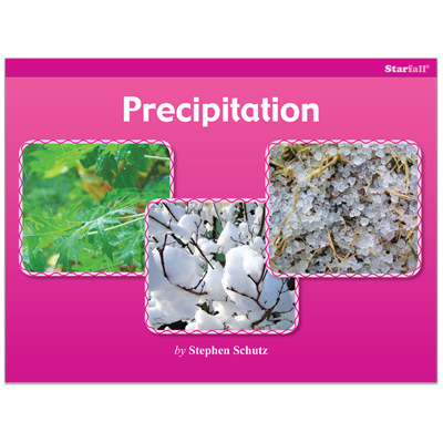 Detailed view of Precipitation