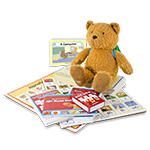 Backpack Bear's Predecodable Phonics Kit thumbnail