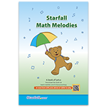 Starfall Math Melodies (CD Included)