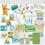 Kindergarten Mathematics Homeschool Kit