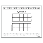 My Math Mat (set of 10) thumbnail
