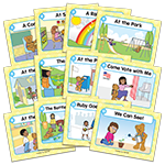 Set of 12 Backpack Bear's Books thumbnail