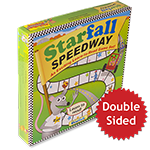 Starfall Speedway/Alphabet Avenue Game thumbnail