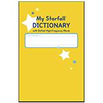 Image of My Starfall Dictionary