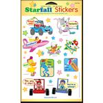 Image of Starfall Stickers