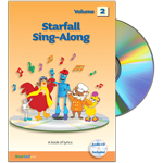 Starfall Sing-Along Volume 2 (CD included)