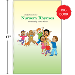 Starfall's Selected Nursery Rhymes Big Book thumbnail