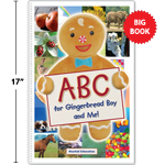 ABC for Gingerbread Boy and Me! Big Book thumbnail