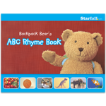 Backpack Bear's ABC Rhyme Book thumbnail