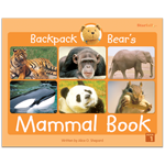 Backpack Bear's Mammal Book thumbnail