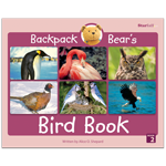 Backpack Bear's Bird Book