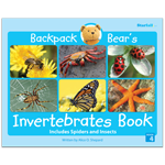 Backpack Bear's Invertebrates Book